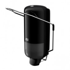 Диспенсер для жидкого мыла с локтевым приводом Tork, черный, S1, арт. 560108