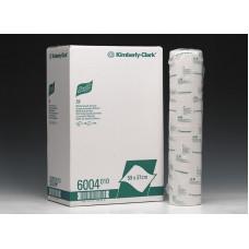 Покрытия на кушетку Scott 2 слоя,135 листов, белые (6 рулон/кор), арт. 6004
