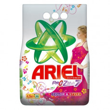 Стиральный порошок Ariel автомат КОЛОР, 4,5 кг (4 шт/уп), арт. A-0207