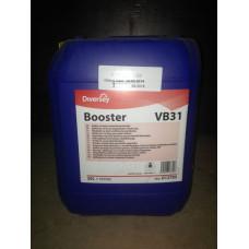 Средство концентрат-добавка к раcтвору каустика для удаления тяжелых органических отложений в пищевой промышленности Booster, 20л / 22,6 кг, арт. G12703