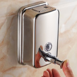Дозатор для жидкого мыла - все подробности