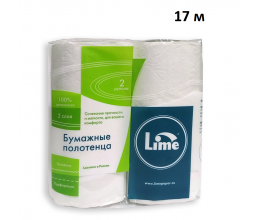 Акция на бумажно-гигиенические товары Lime! 07.10.2019 года
