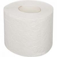 Туалетная бумага в рулонах LIME 2-слоя, 20 м, белая, арт. 102008-Ц (8 рул/уп)