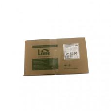 Бумажные полотенца z-сложения, 1 слой, размер 21,5*23 см, 250 листов, белый (Z-сложение) (20 шт/упак), арт. 215250