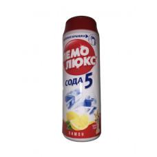 Пемолюкс чистящее средство универсальное порошок лимонный аромат (эффект соды) 480 г, арт. 3005623