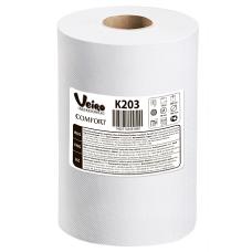 Полотенца для рук в рулонах Veiro Professional Comfort, 160м x 20 см, 2 слоя (6 шт/упак), арт. 203 K
