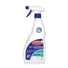 Чистящее средство 500 мл, UNICUM (Уникум), для удаления плесени в ванной комнате, спрей, 300537