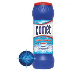 Чистящее средство дезинфицирующее 475 г COMET (Комет) 'Океан', порошок