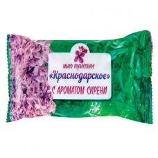 Мыло туалетное 100 г, Краснодарское, (Меридиан), 'Сирень'