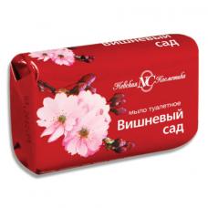 Мыло туалетное 90 г, 'Вишневый сад' (Невская косметика), 10537/10180