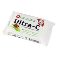 Мыло туалетное антибактериальное 200 г Ultra-C (ЭФКО), 80594