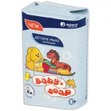 Мыло туалетное детское 90 г, BABY'S SOAP (Бейби соап), 'Натуральное', 80362