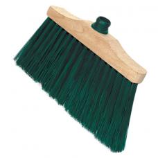 Щетка для уборки, ширина 31 см, щетина 14 см, деревянная, крепление еврорезьба, YORK 'Laura', 140