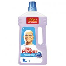 Средство для мытья пола и стен 1 л, MR.PROPER (Мистер Пропер), 'Лавандовое спокойствие', 1008220