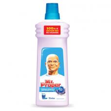 Средство для мытья пола и стен 750 мл, MR.PROPER (Мистер Пропер) 'Лавандовое спокойствие'