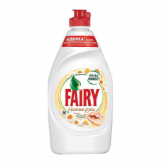 Средство для мытья посуды, 450 мл, FAIRY (Фейри) 'Ромашка и витамин Е'