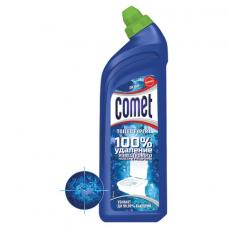 Средство для уборки туалета дезинфицирующее 700 мл COMET 'Океан', гель, 2770343