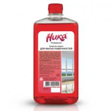 Средство моющее универсальное 1 кг, НИКА 'Универсал', жидкое