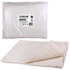 Тряпки для мытья пола 80х100 см, комплект 20 шт., 210 г/м2, ХПП, 100% хлопок, 'Стандарт' ЛАЙМА, 600843