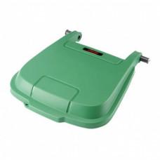 Крышка для контейнера Vileda Атлас 100 л, зеленый, арт.137766