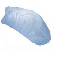 Шапочка полипропиленовая, голубая (100 шт/упак), арт. PO110BL