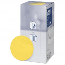 Салфетки бумажные Tork 8-слойные, желтые,  250 шт/ уп. арт. 474472/470244