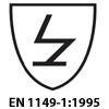 EN 1149-1:1995. Антистатический материал.