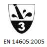 EN 14605:2005. Тип 3-B. Непроницаемая для жидкости защитная одежда.